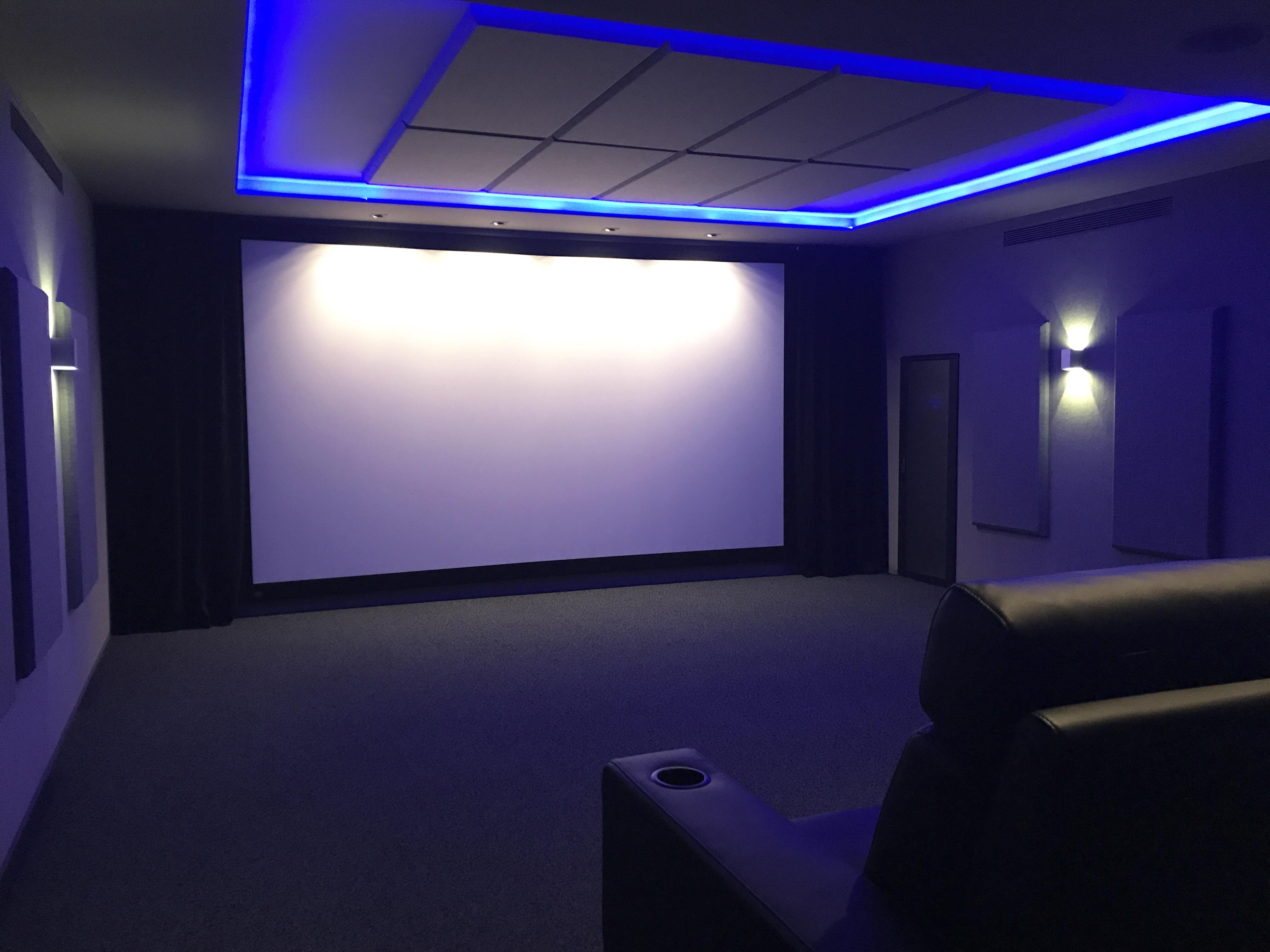 Kcsspeakers Kcs Home Cinema -> Imagem De Sala De Cinema